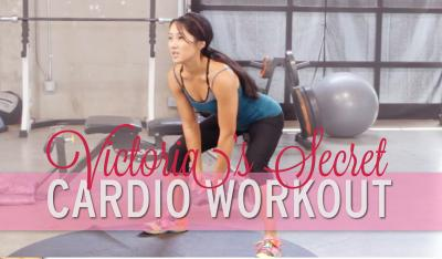 Victoria Secret Cardio Workout